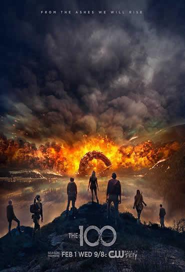 Poster do filme The 100