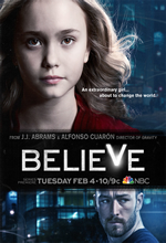 Poster do filme Believe