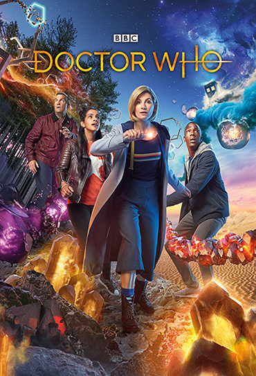 Poster do filme Doctor Who