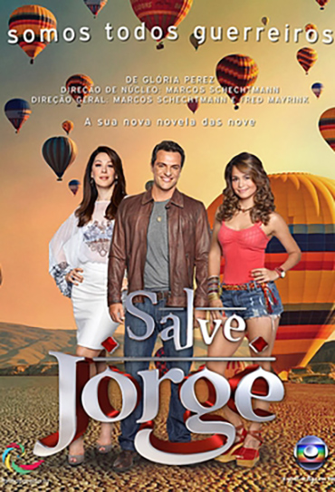 Poster do filme Salve Jorge