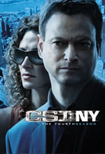 Poster do filme CSI: New York