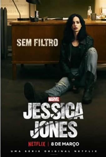 Poster do filme Jessica Jones