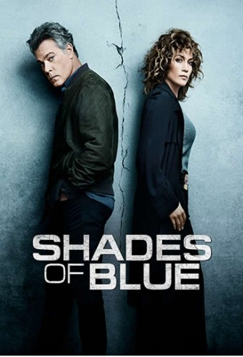 Poster do filme Shades of Blue