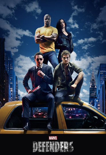 Poster do filme The Defenders