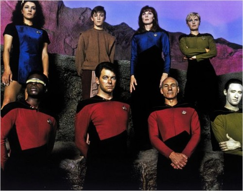 Imagem 1 do filme Star Trek: The Next Generation