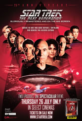 Poster do filme Star Trek: The Next Generation