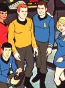Poster do filme Star Trek: The Animated Series