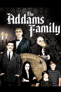 Poster do filme The Addams Family