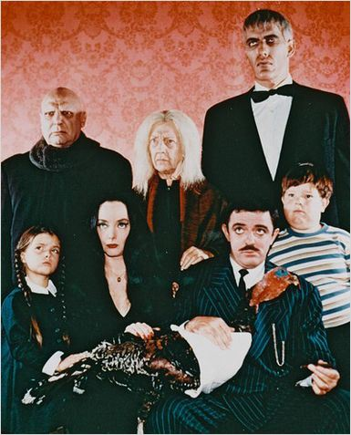 Imagem 4 do filme The Addams Family
