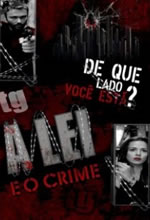 Poster do filme A Lei e o Crime