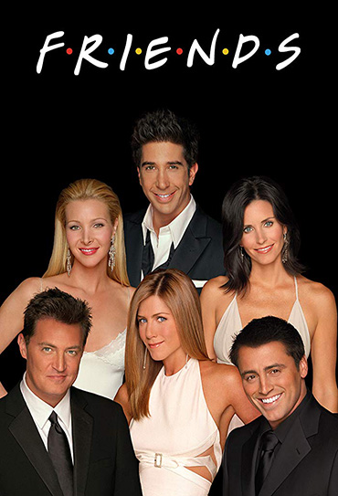 Poster do filme Friends