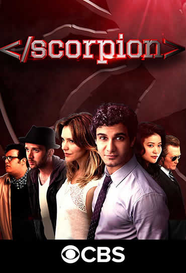 Poster do filme Scorpion
