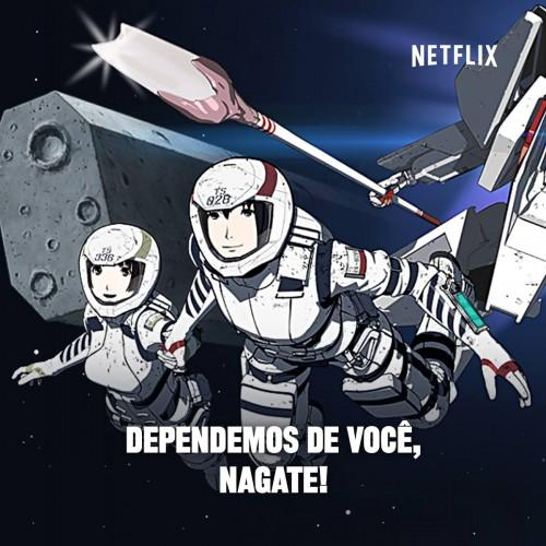 Imagem 1 do anime Sidonia no Kishi