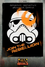 Poster do filme Star Wars Rebels