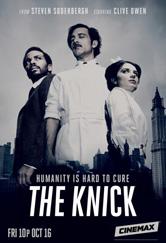 Poster do filme The Knick