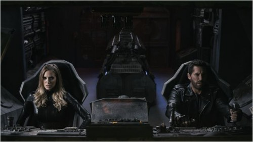 Imagem 1 do filme Metal Hurlant Chronicles