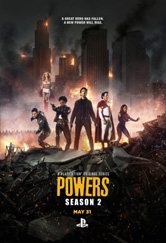 Poster do filme Powers