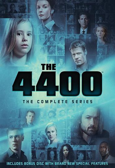 Poster do filme The 4400
