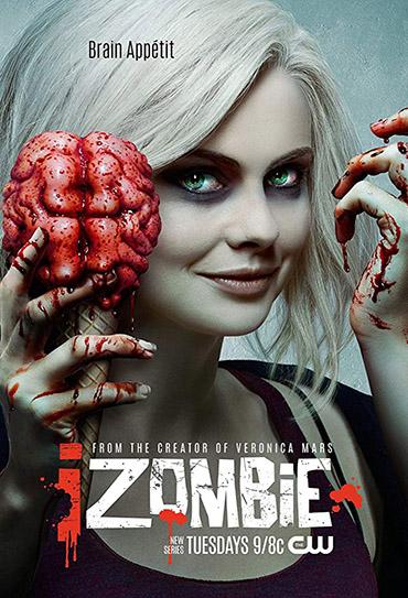 Poster do filme iZombie