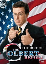 Poster do filme The Colbert Report