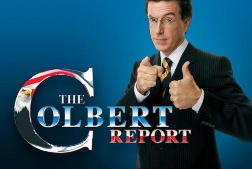 Imagem 1 do filme The Colbert Report