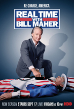 Poster do filme Real Time with Bill Maher