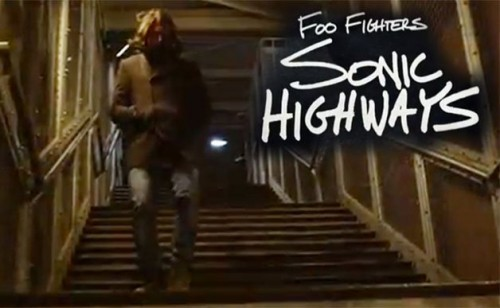 Imagem 1 do filme Foo Fighters Sonic Highways