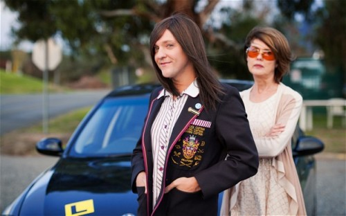 Imagem 5 do filme Ja'mie: Private School Girl