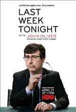 Poster do filme Last Week Tonight with John Oliver