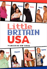 Poster do filme Little Britain USA