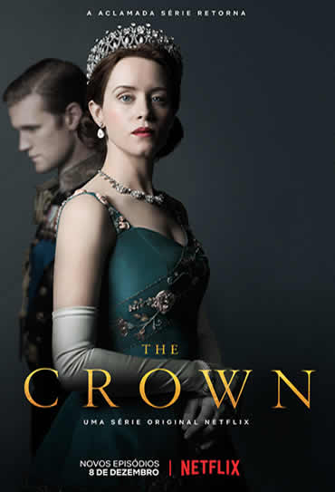 Poster do filme The Crown