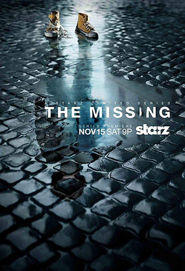 Poster do filme The Missing
