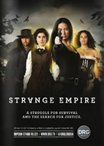 Poster do filme Strange Empire