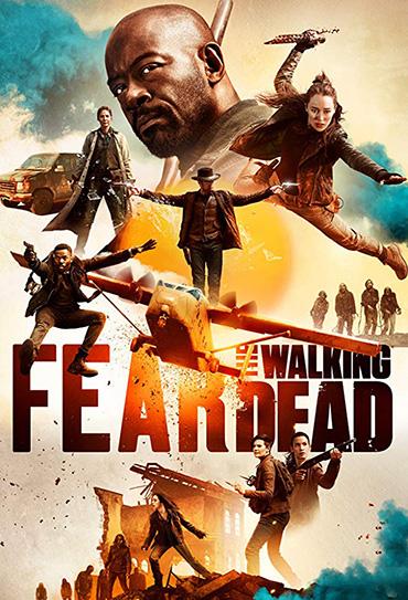 Poster do filme Fear The Walking Dead