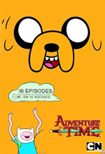 Poster do filme Adventure Time with Finn & Jake