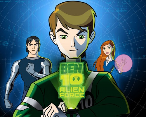 Imagem 1 do filme Ben 10: Alien Force