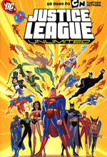 Poster do filme Justice League