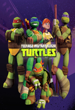 Poster do filme Teenage Mutant Ninja Turtles