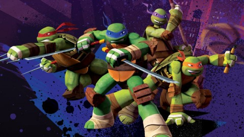Imagem 1 do filme Teenage Mutant Ninja Turtles