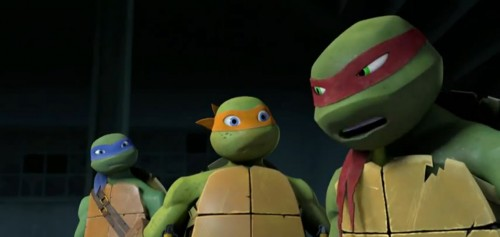 Imagem 2 do filme Teenage Mutant Ninja Turtles
