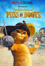 Poster do filme The Adventures of Puss in Boots