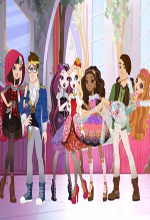 Poster do filme Ever After High