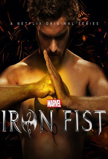 Poster do filme Iron Fist