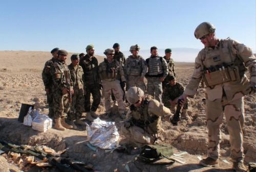 Imagem 2 do filme Bomb Patrol: Afghanistan