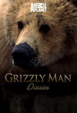 Poster do filme The Grizzly Man Diaries