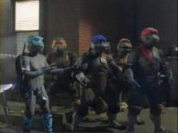 Imagem 4 do filme Ninja Turtles: The Next Mutation