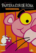 Poster do filme The Pink Panther Show