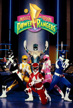 Poster do filme Mighty Morphin Power Rangers