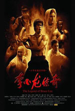 Poster do filme Li Xiao Long Chuan Qi