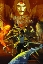 Poster do filme The Legend of Korra